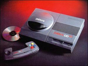 The Amiga CD32