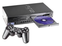 Playstation 2 on display