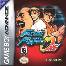 Final Fight One for the GBA