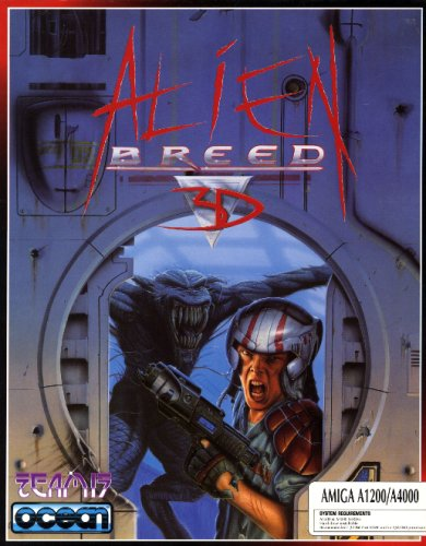 Review of Alien Breed 3D for the Amiga 1200/4000 and CD32