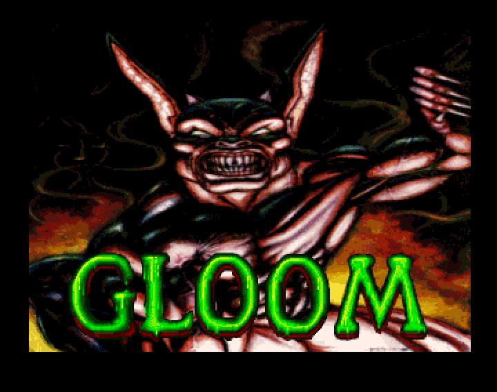 Review: Gloom (Amiga 1200/4000) (1995) (1/6)