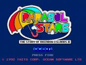Parasol Stars Intro Picture