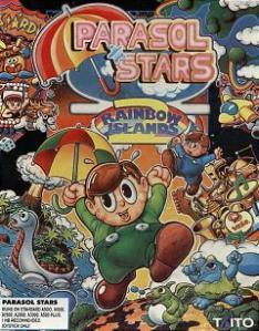 Parasol Stars Cover