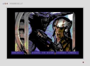 Alien Breed 3D C64 style!