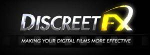 DiscreetFX Logo