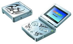 Gameboy Advance Tribal