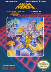 Mega Man cover
