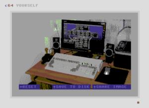 Amiga C64 style