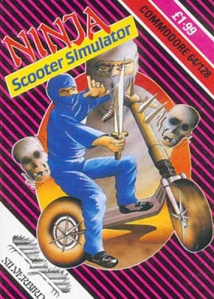 Ninja Scooter Simulator Cover