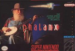 Phalanx Cover