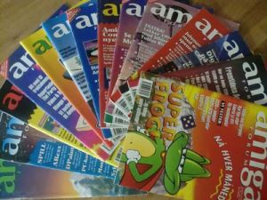 Amiga Forum magazines