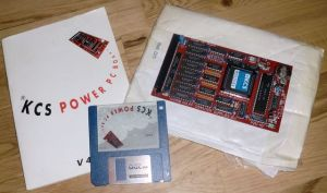 KCS Power PC Board 500, photo by Old-school Game Blog