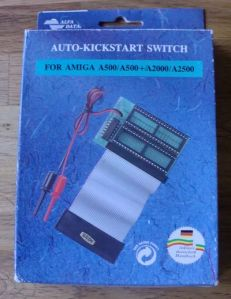 Kickstart-switch from Alfa Data (photo by Old-school Game Blog)