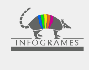 Infogrames (screenshot by Old School Game Blog)