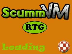 ScummVM for RTG Amiga's (Picture from Amiga.org)