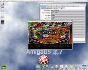 AmigaOne X1000 running DosBox (http://a-eon.com/)