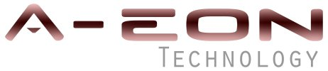 The official logo of A-EON Technology