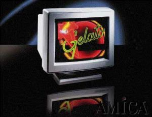 The Amiga 1438S monitor (taken from http://www.webwood.de/ad31.html)
