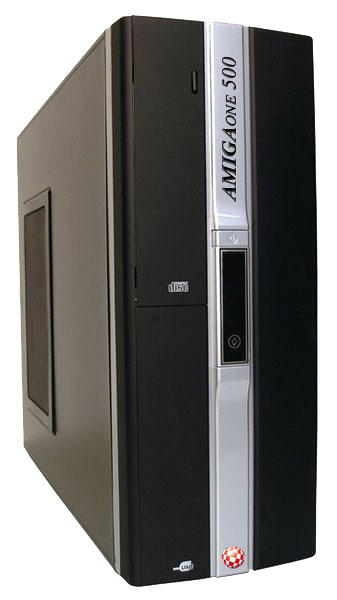 ACube Systems: The AmigaOne 500 Revealed (2/3)