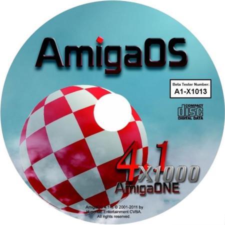 AmigaOS for AmigaOne X1000 (http://a-eon.com/)