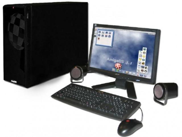 The AmigaOne X1000