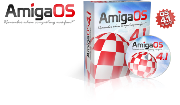 AmigaOS 4.1 (taken from http://www.amigaos.net/)