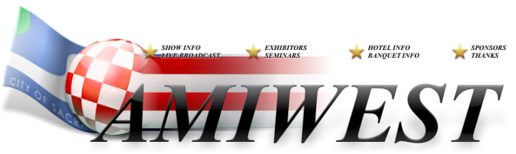 The logo of the AmiWest event (taken from http://www.amiwest.net)