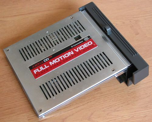 The FMV module for the Amiga CD32 (taken from http://www.amigahistory.co.uk/commodore/cd32fmv.jpg)