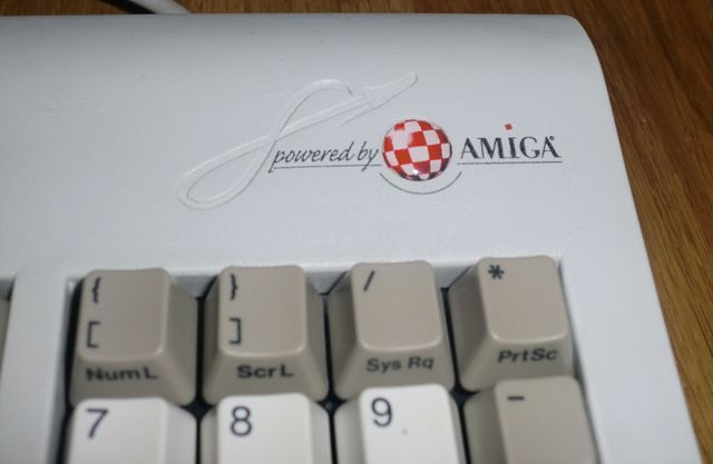 """Powered by Amiga"""