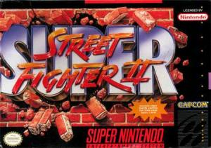 The cover of Super Street Fighter 2 for the SNES (taken from The cover of Super Mario Kart for the SNES (taken from http://www.gamepro.com/games/snes/161031/super-street-fighter-ii/)