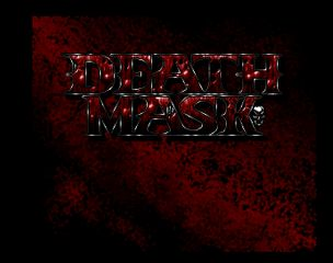 Death Mask for the Amiga (screenshot by Old School Game Blog)