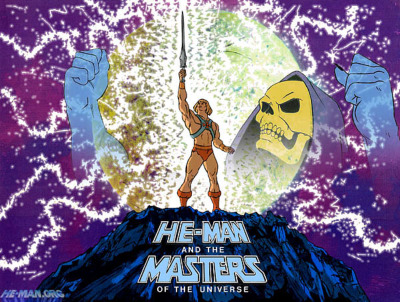 He-Man and the Masters of the Universe (1/6)