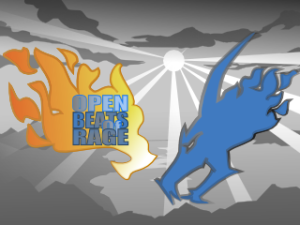 The logo of OpenBOR (taken from http://dl.openhandhelds.org/cgi-bin/dingoo.cgi?0,0,0,0,40,237)