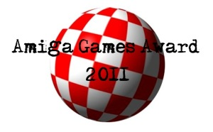 Amiga Games Award 2011