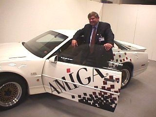 Petro with his Amiga car! (taken from http://amigairc.amigarevolution.com/petro.html)