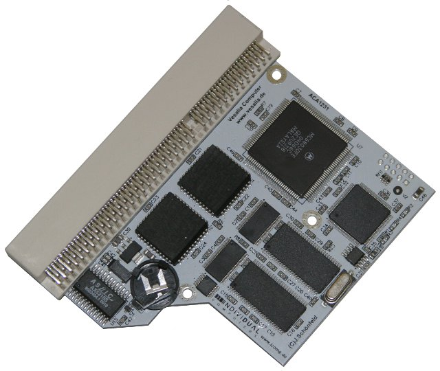 ACA-1231/42: Amiga 1200 Accelerator Card w/ 68030 CPU incl. MMU