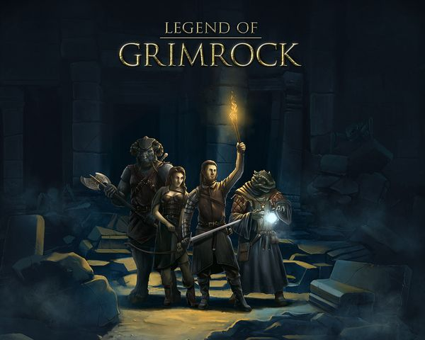 Legend of Grimrock (picture taken from http://www.grimrock.net/)