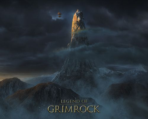 Grimrock Mountain (taken from http://www.grimrock.net/media/)