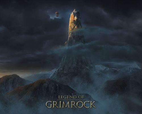 Grimrock Mountain (taken from http://www.grimrock.net/media/)