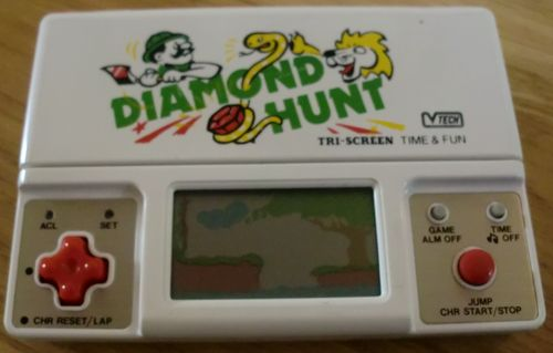 Diamond Hunt by V-Tech (photo by Old School Game Blog)