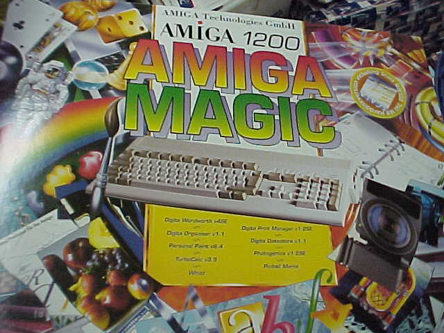 Amiga 1200 Magic Pack - Available again in 2012! (photo taken from http://www.amigahistory.co.uk/amigamagic.html)