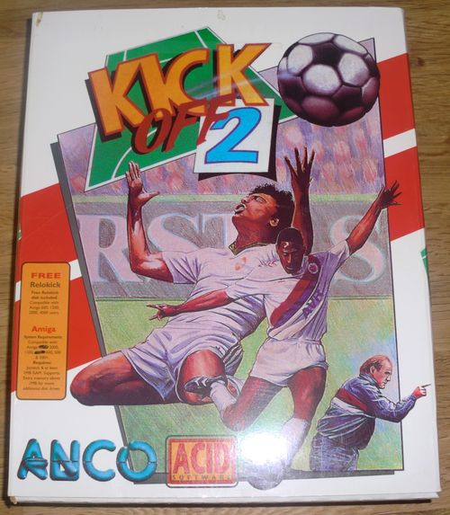 Kick Off 2 (photo by Old School Game Blog)