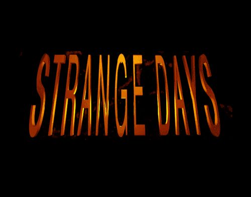 Strange Days by Venture (screenshot by Old School Game Blog)