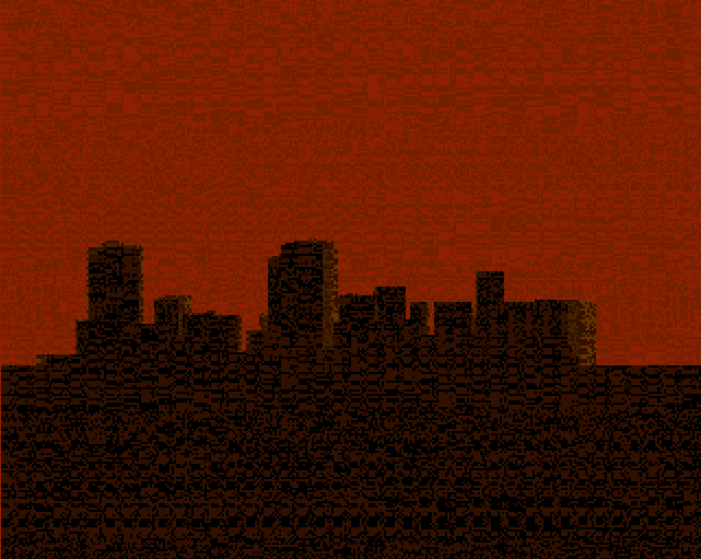 Awesome city-scape! (picture from Classicamiga.com)