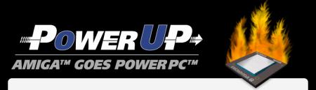 Amiga goes PowerUp (http://powerup.amigaworld.de/index.php?lang=en)