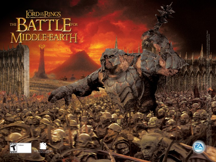 Wallpaper - Lord of the Rings: Battle for Middle Earth