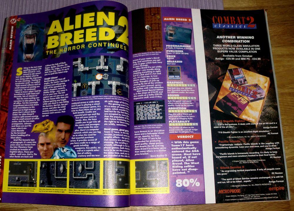 Amiga Format: Christmas 1993 - Issue 54 (5/6)