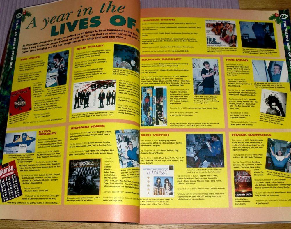 Amiga Format: Christmas 1993 - Issue 54 (6/6)