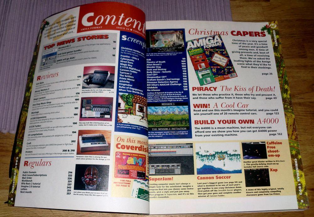 Amiga Format: Christmas 1993 - Issue 54 (2/6)