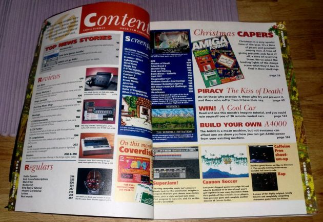 Contents (photo by Old School Game Blog)